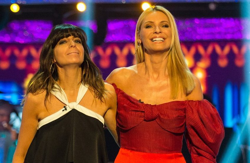 Strictly Come Dancing's Claudia Winkleman and Tess Daly have pact to quit together when 'one of us is done'