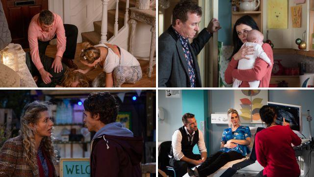 25 soap spoilers: EastEnders killer revenge, Corrie horror fall, Emmerdale heartbreak, Hollyoaks murder