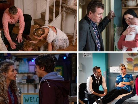 25 soap spoilers: EastEnders killer revenge, Corrie horror fall, Emmerdale heartbreak, Hollyoaks murder
