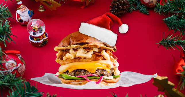 12 Burgers of Christmas written roundup