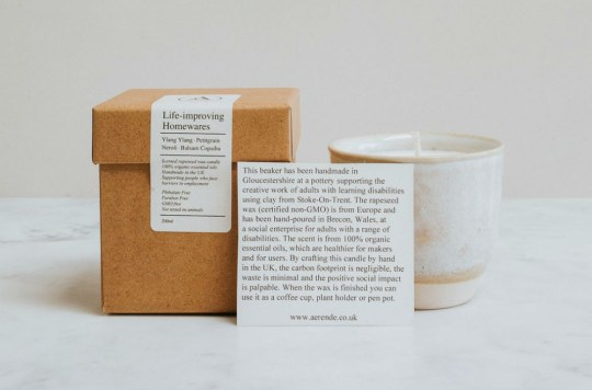 The ethical, sustainable and eco-friendly Christmas gift