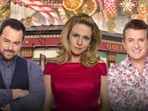 When is EastEnders on over the Christmas and New Year period?