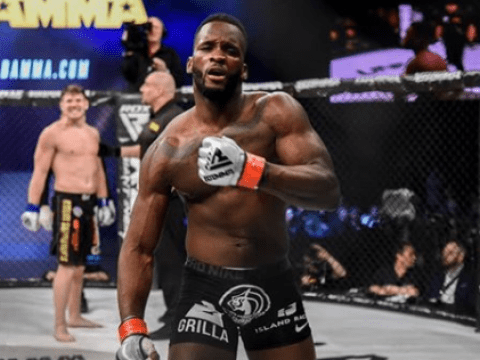 Fabian Edwards takes on British rival Lee Chadwick at Bellator Newcastle