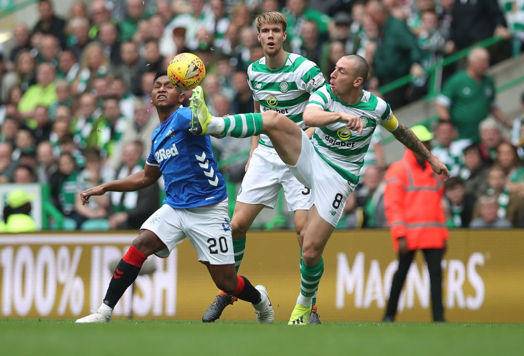 Why is Rangers vs Celtic called the Old Firm derby?