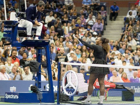 Australian Open told to consider keeping Serena Williams & Carlos Ramos apart
