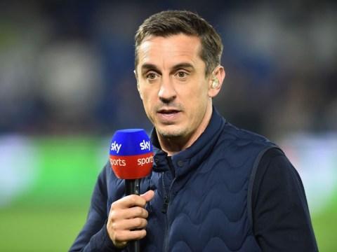 Gary Neville slams Paul Pogba for 'dancing on Jose Mourinho's grave' at Manchester United
