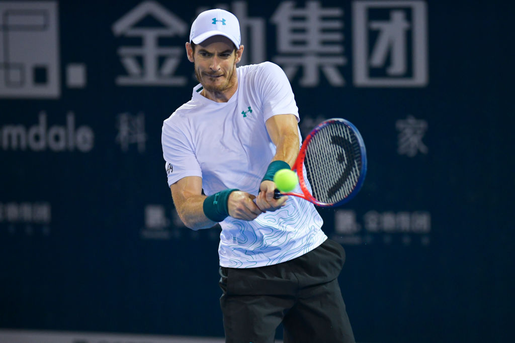 Andy Murray learns his first opponent of the new season at Brisbane International