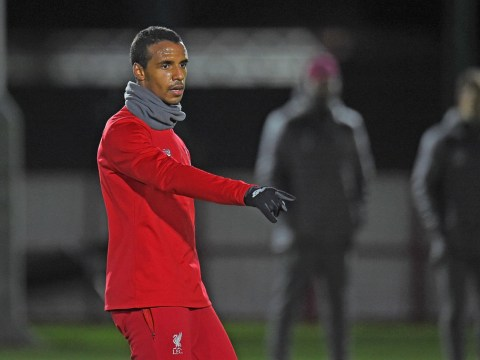 Liverpool issue Joel Matip injury update ahead of Manchester United clash on Sunday