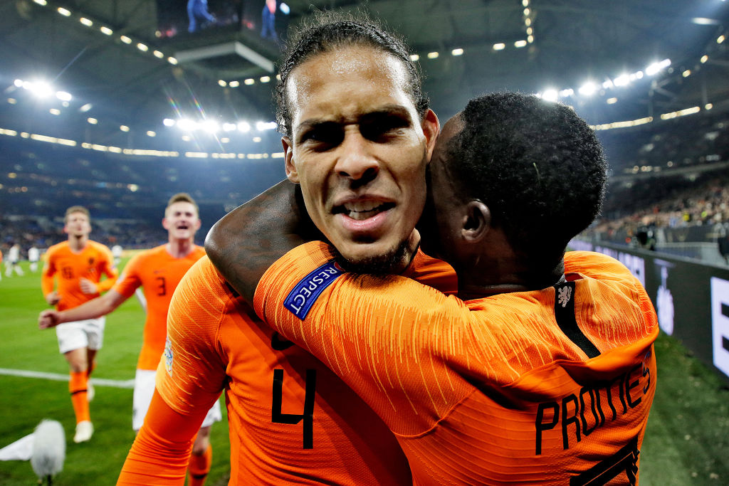 Why Arsenal turned down the chance to sign Virgil van Dijk for just £12m