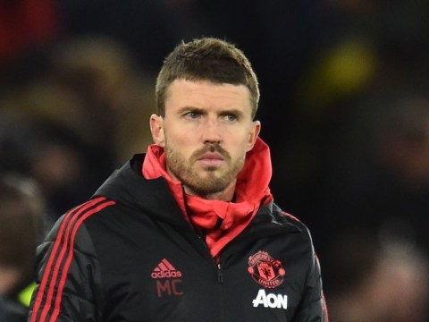 Gary Neville gives three reasons why Michael Carrick is the perfect candidate to take over from Jose Mourinho after Manchester United sacking
