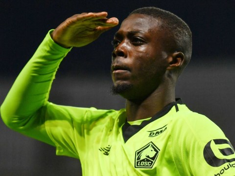 Nicolas Pepe speaks out on future amid Arsenal and Manchester City transfer links
