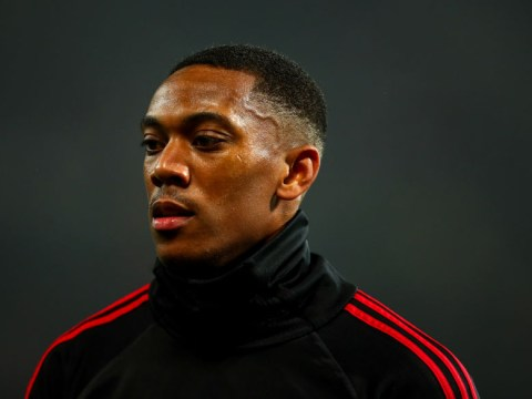 Anthony Martial 'likes' video mocking Jose Mourinho after Manchester United sacking