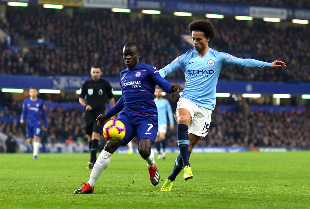 N'Golo Kante hopeful of more Chelsea goals after positional switch under Maurizio Sarri