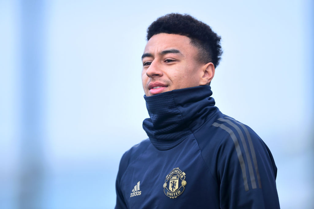 Roy Keane and Gary Neville criticise Jesse Lingard for launching clothing brand before Liverpool clash