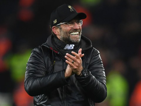 Jurgen Klopp names the three Liverpool players who can deputise for Trent Alexander-Arnold against Manchester United