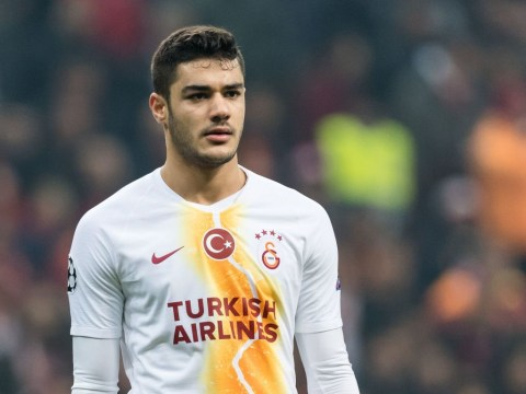 Manchester United open talks to sign cut-price Galatasaray defender Ozan Kabak