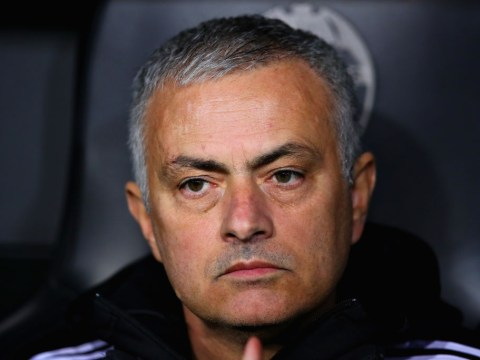 Manchester United boss Jose Mourinho takes dig at 'lucky' Liverpool