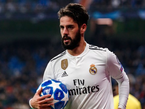 Chelsea to submit £70m offer to sign Isco from Real Madrid