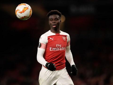 Unai Emery gives two reasons why Bukayo Saka has a huge future at Arsenal
