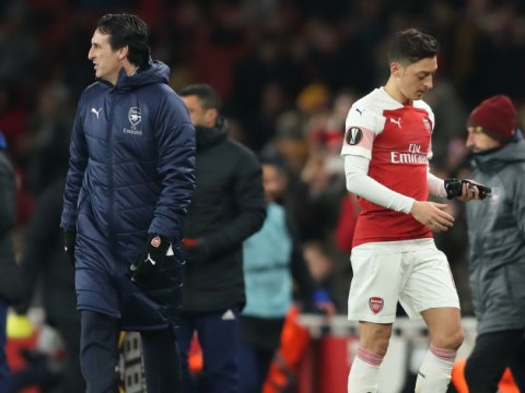 Arsenal boss Unai Emery will be 'concerned' with Mesut Ozil, says Martin Keown