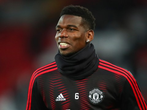 Jose Mourinho reveals why he left Paul Pogba on the bench during Manchester United's defeat to Liverpool