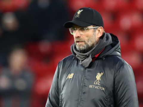 Jurgen Klopp reacts to Liverpool drawing Bayern Munich in the Champions League