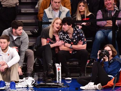 Nick Jonas third wheels Joe Jonas and Sophie Turner and it's highly relatable