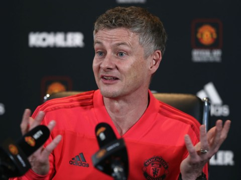 The United way: Ole Gunnar Solskjaer promotes two youth players for Cardiff clash