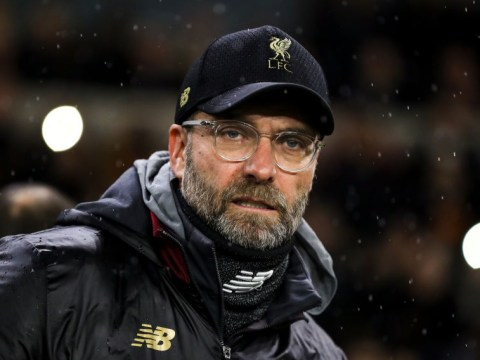 Liverpool manager Jurgen Klopp reacts to Chelsea signing of Christian Pulisic