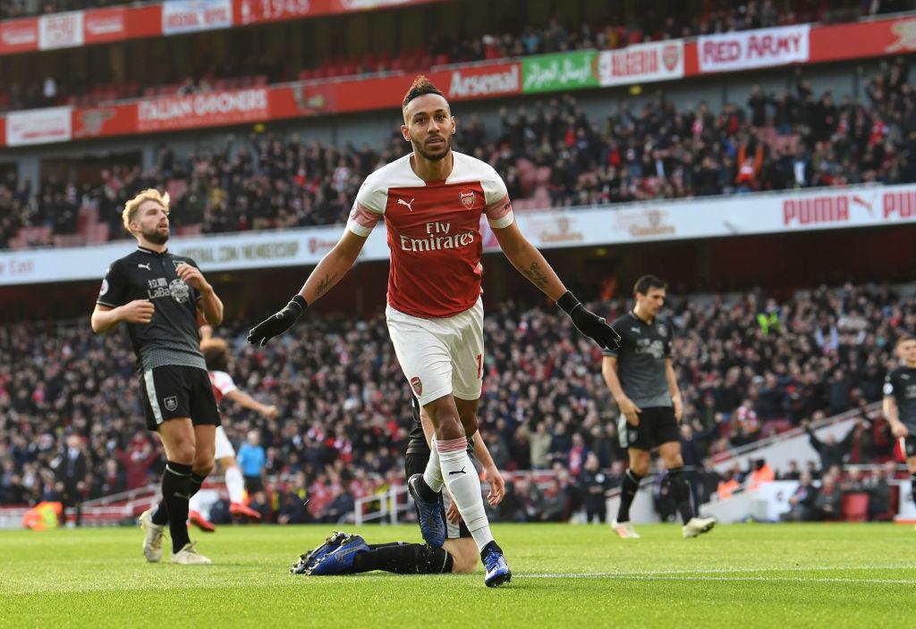 What Sokratis told Pierre-Emerick Aubameyang before Arsenal beat Burnley