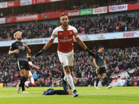 What Sokratis told Pierre-Emerick Aubameyang before Arsenal beat Burnley