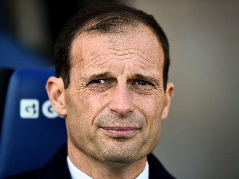 Massimiliano Allegri responds to claims he wants to replace Jose Mourinho at Manchester United