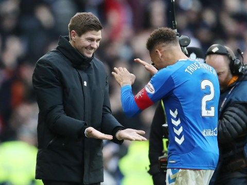 Steven Gerrard reveals what he told Rangers players after Old Firm victory over Celtic