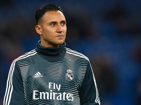 Unai Emery reveals why Arsenal DON'T want to sign Real Madrid star Keylor Navas