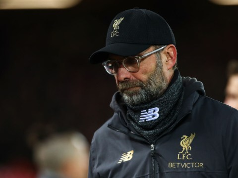 Jurgen Klopp reveals why he nearly cried during Liverpool's win over Arsenal
