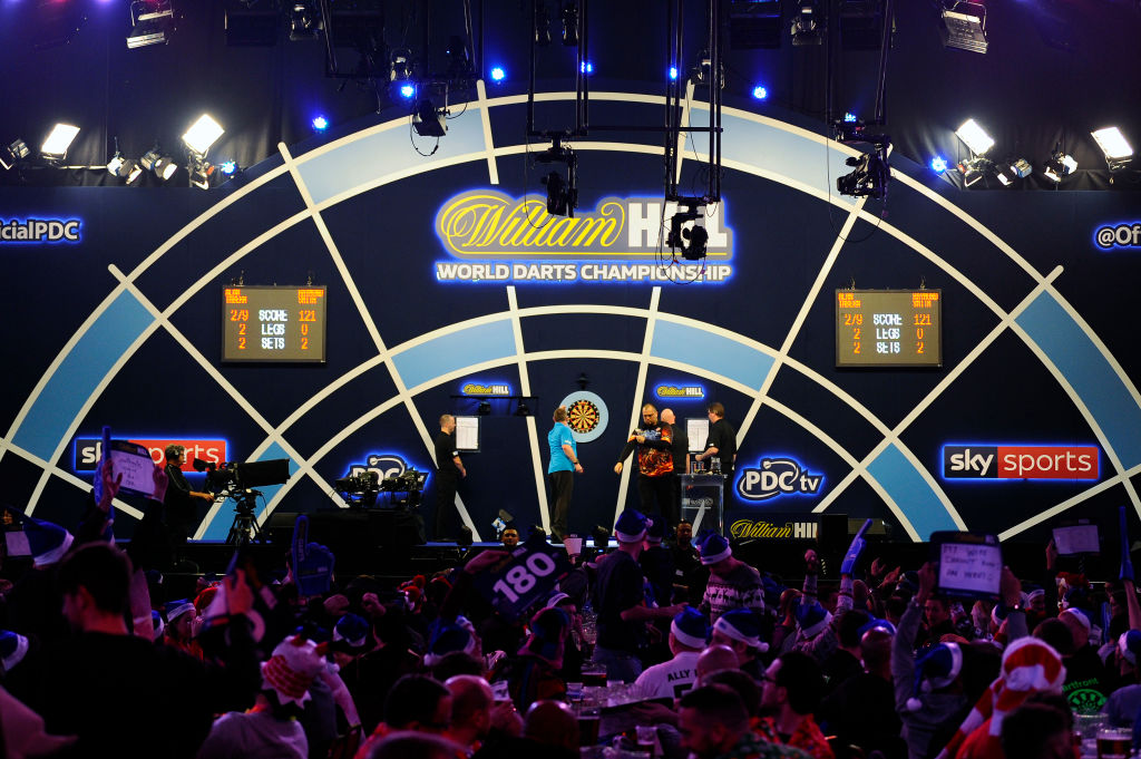 PDC prize money tops £14m as darts players' potential earnings hit record levels