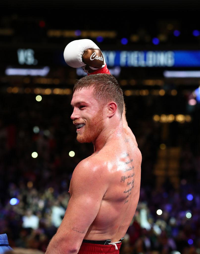 Eric Gomez: Canelo Alvarez ready to fight in UK and wants Callum Smith