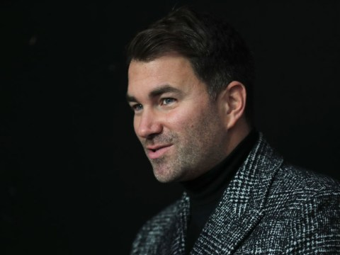 Eddie Hearn reveals texts from Tyson Fury and mocks Frank Warren