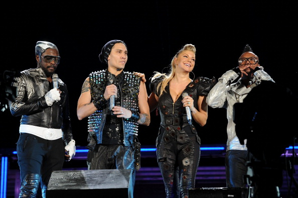 Will.i.am says Black Eyed Peas 'built' Fergie's career to what it is today
