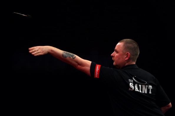 Alan Tabern shows no fear of Michael van Gerwen having been MVG's bogeyman