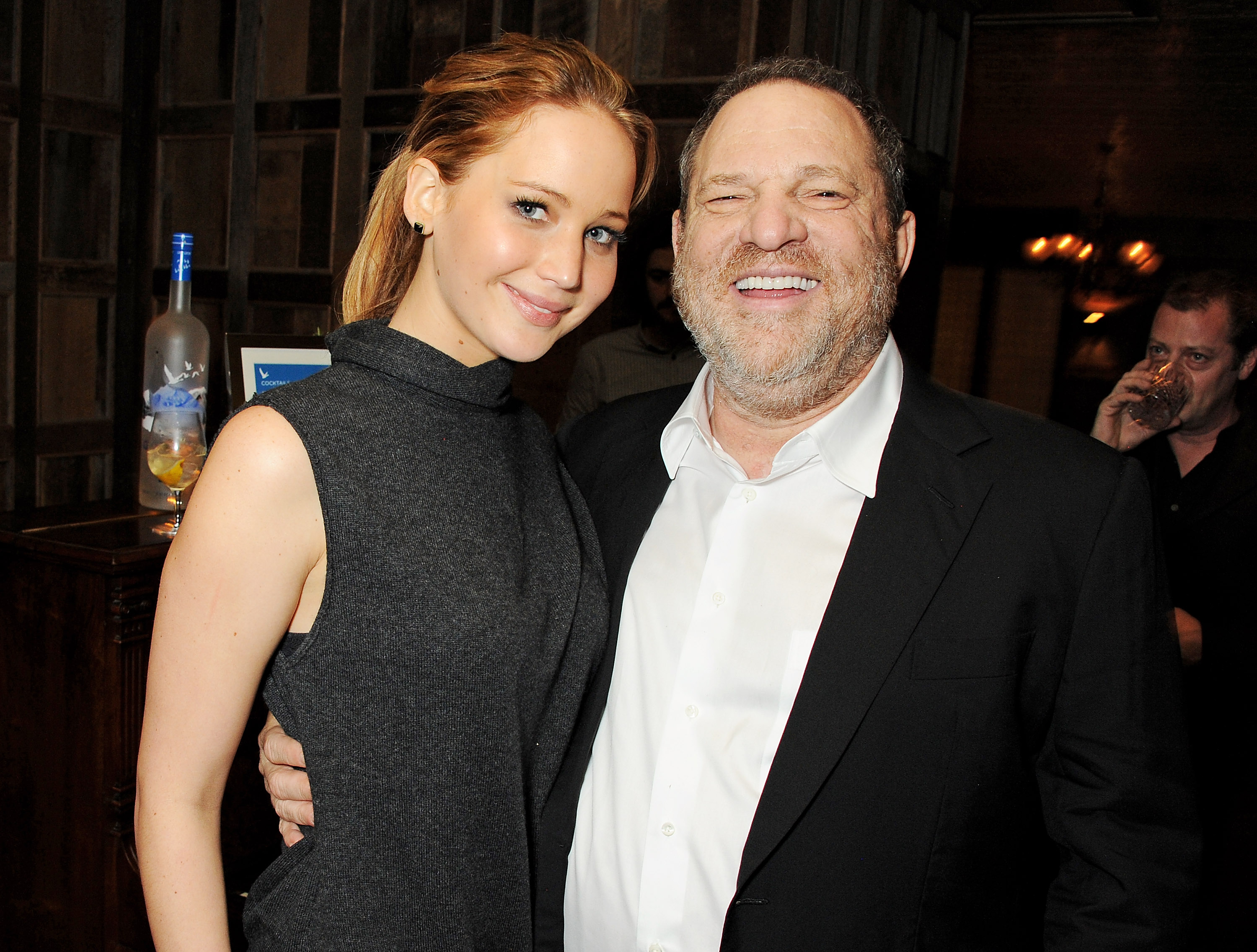 Jennifer Lawrence issues statement as lawsuit claims Harvey Weinstein 'bragged about sex with her'