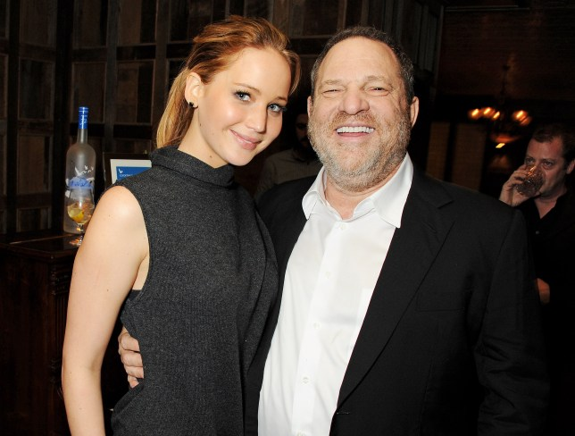 3986aeee5c Jennifer Lawrence issues statement as lawsuit claims Harvey Weinstein  'bragged about sex with her'