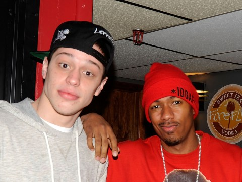 Nick Cannon praises Pete Davidson for being 'poised' during Ariana Grande split