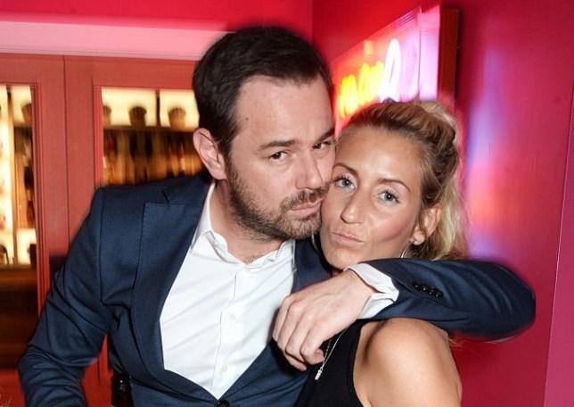 Danny Dyer and Jo Mas
