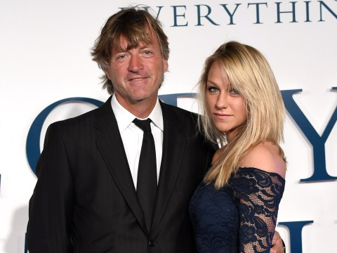 Richard Madeley used tips from Father Of The Bride for daughter Chloe and James Haskell's wedding