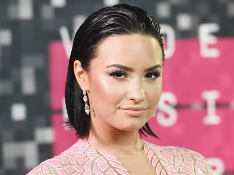 Demi Lovato bursts into Twitter rant and tells fans she's 'sober and grateful to be alive'