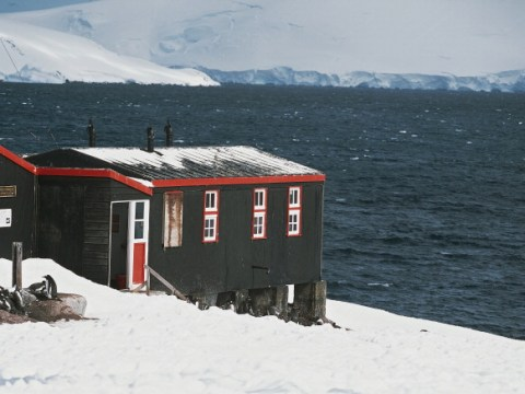 How to get a job in an Antarctic post office