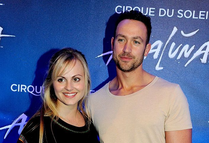 When did Tina O'Brien marry Adam Crofts and when were her children born?
