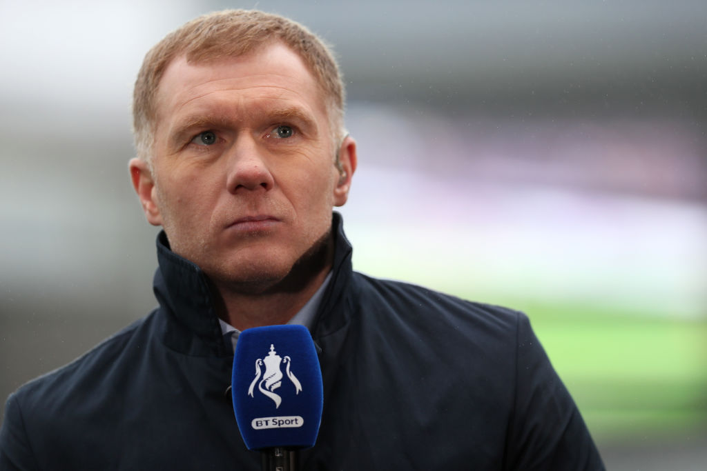 Manchester United legend Paul Scholes announced as Oldham manager