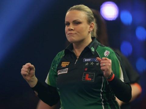 Anastasia Dobromyslova: 'I prefer playing against men, they can feel the pressure'